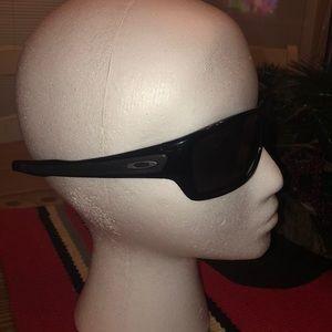 Black Men's Oakley Glasses